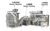 Pouch Cartoning Production Line
