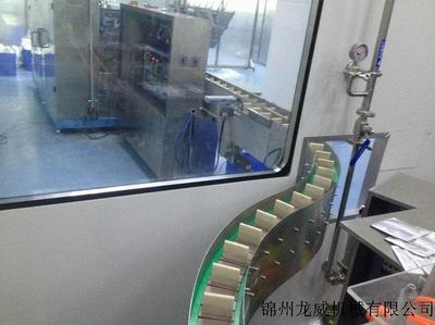 北京以岭药业---小袋颗粒装盒生产线